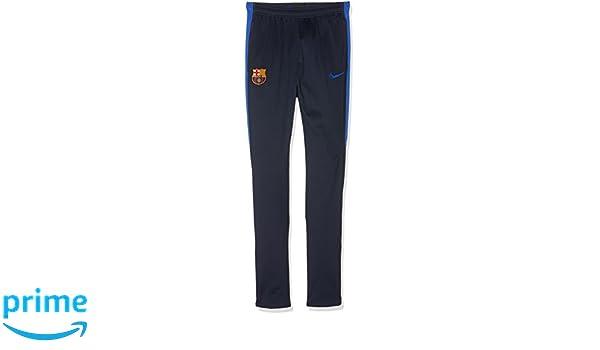 Nike FCB Y Pant SQD KPZ - Pantalón FC Barcelona para hombre: Amazon.es: Deportes y aire libre