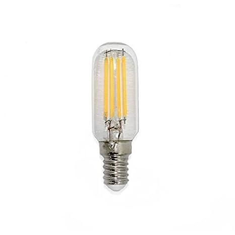 BOMBILLA LED 4W para campana extractora. Luz cálida. 2700K E14: Amazon.es: Iluminación