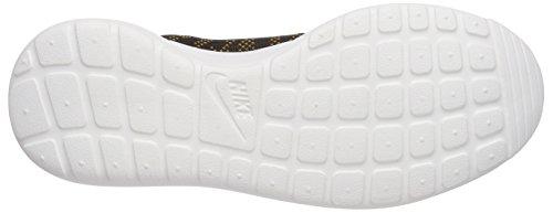 Nike Kvinners Roshe En Joggesko Gull