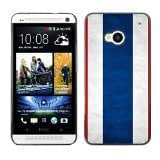 Shell-Star ( National Flag Series-Thailand ) Snap On Hard Protective Case For HTC One (M7) by lolosakes