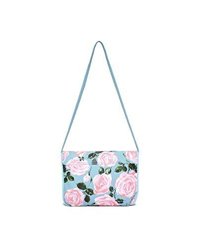 Ban.do Logged On Laptop Bag - Rose Parade