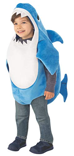 (Rubie's Kid's Daddy Shark Costume with Sound Chip,)