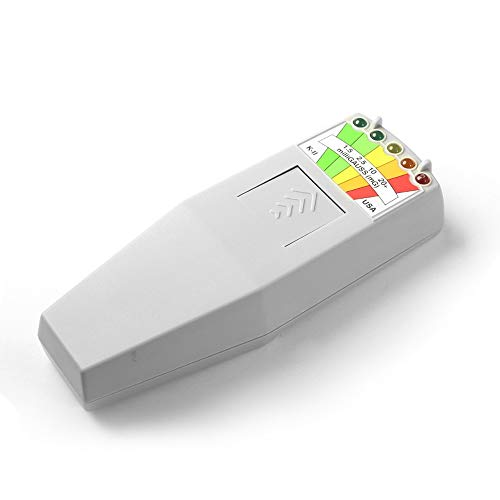 Equipment Black G K-II KII K2 Meter Deluxe EMF Detector Sensor New 3-in-1 EMF ELF Meter RF Spectrum Analyzer Grey