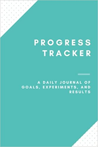 amazon in buy progress tracker book online at low prices in india
