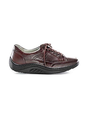 Avena Damen Rollsohlen-Sneaker Rot