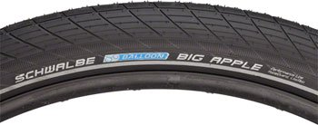 SCHWALBE Big Apple RaceGuard RLX Wire Bead Tire Модель - фото 2