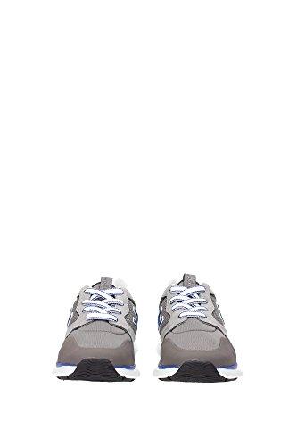 Hogan Sneakers Uomo - (HXM2540U140CFQ678S) EU Grigio