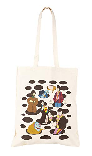 Bag Yellow Submarine Yellow Submarine of Holes Sea Sea of Yellow Tote Bag Sea Holes Submarine Tote qZnwaS
