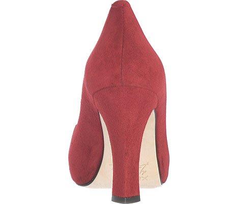 UGG Frauen Bailey Button Crimson Wildleder