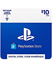 $10 PlayStation Store Gift Card - CANADA [Digital Code]