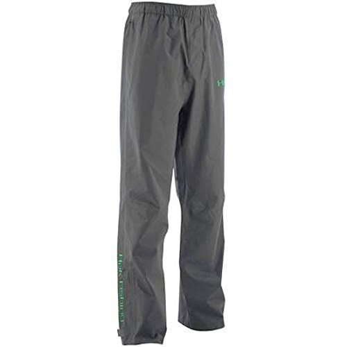 HUK H4000016-010-XL Huk Packable Rain Pant, Charcoal Gray, X-Large