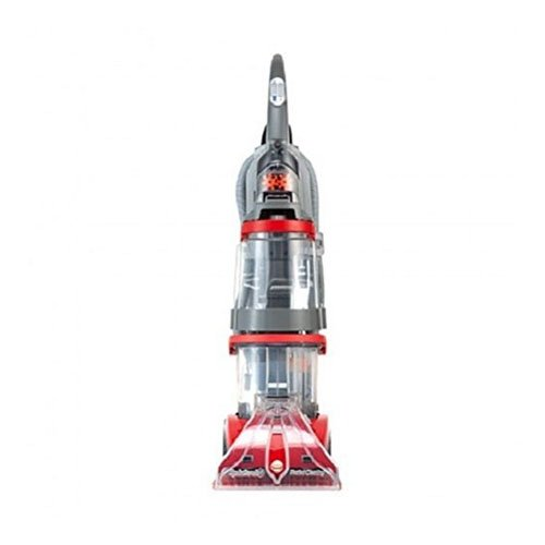 Vax V124A Dual V Upright Carpet and Upholstery Washer - Grey/Red