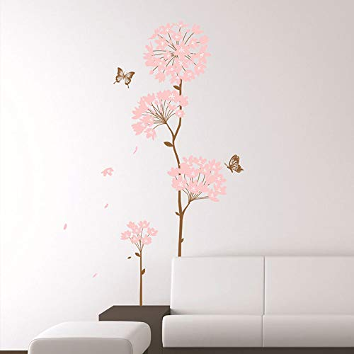 Clearance Sale!DEESEE(TM)Hydrangea Flower PVC Transparent Film Generations of