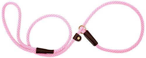 Resbalón para perros Mendota Products, xs, rosa fuerte