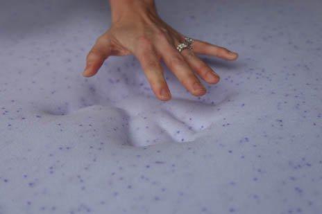 Dreamfoam Bedding 3-Inch Ultimate Dreams Gel Memory Foam Top