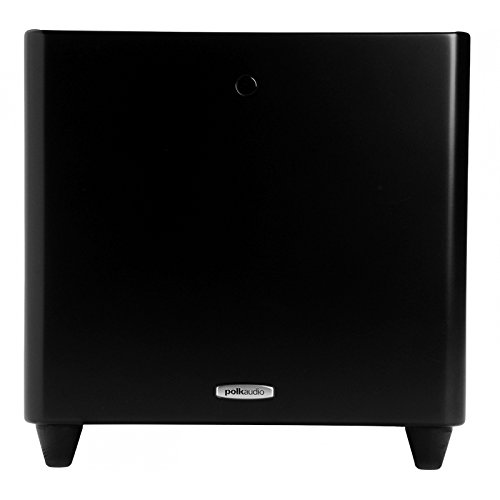 (Polk DSWPRO 550wi Wireless-ready Powered Subwoofer)