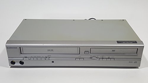 Emerson EWD2204 DVD/VCR Combo DVD Video Cassette Recorder Pl