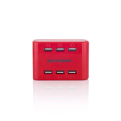 Xtreme 5 Amp 6 Port Power Station product image