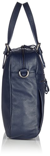 Blue Blau 49582105 Bags Briefcase Bugatti 01xqwS4v0