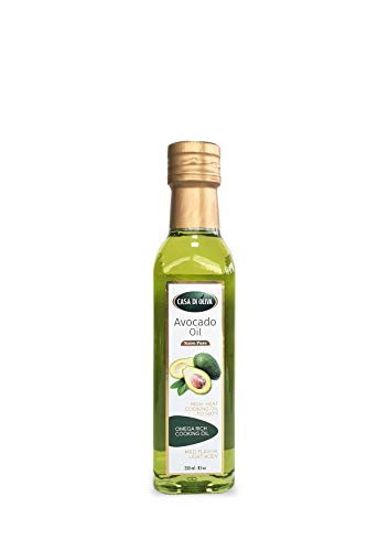 (Avocado Oil 8.50 fl oz - Marasca Bottle)