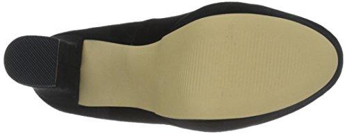 Noir Chaussures Madden Black Steve Femme Betty qwEw8I
