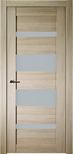 Mirella Vetro Shambor Interior Door Slab -