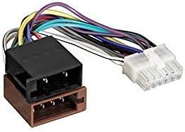 Sound Way Cable Adapter Kabelbaum Iso Kompatibel Mit Elektronik