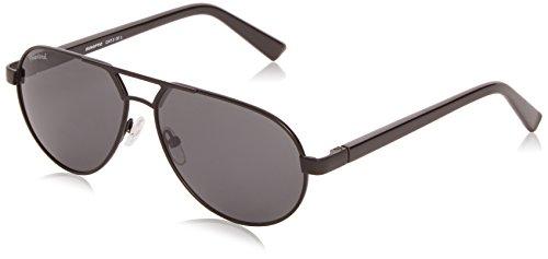 talla color unisex de negro Sunoptic sol Gafas talla única w7qF660P