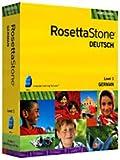 Rosetta Stone Version 3 German Level 1 with Audio Companion, Homeschool Edition