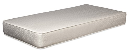 "Sealy Flex Cool 2-Stage Airy Dual Firmness Toddler & Baby Crib Mattress, Waterproof & Breathable Soft Cotton Cover, Firmer Infant Side, Softer Toddler Side, Easy Clean, 51.7""x 27.3"""