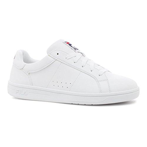 Fila Sneakers White (Fila Men's Campora Fashion Sneakers, White Synthetic, 11 M)