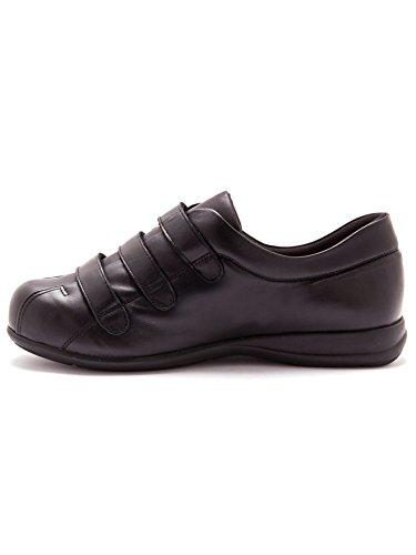Pediconfort Derbies Feet Man Sensitive Wide Special Ultra Black rx8qfwr