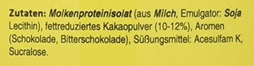 Sportnahrung.de 100% Whey Isolate Schoko, 1000 g