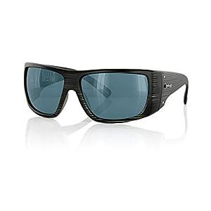 Carve NO13 Sunglasses Unisex Matt Black Stripe Polarized