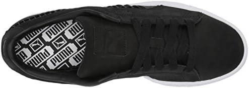 PUMA Women's Basket Crafted Sneaker