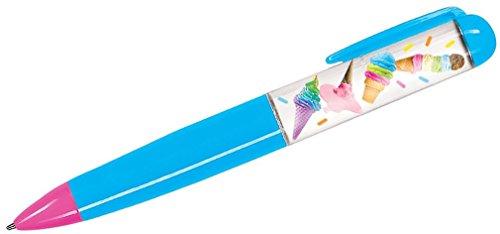 iscream Fun Floaties 'Ice Cream Cones' Ball Point Pen