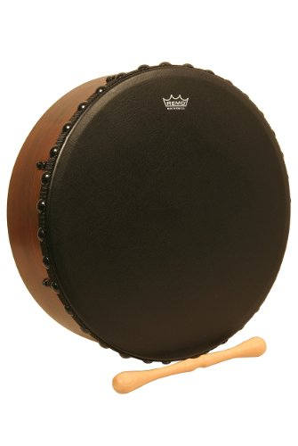 Remo ET4514-81 14 x 4.5 Inches Irish Bodhran by Remo