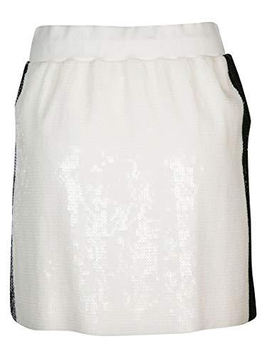 Blanc Acétate Ferretti Alberta Jupe J012166161002 Femme Tw0Tpqt