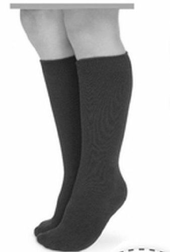 Boy's Dress Knee Socks for Shorts, Knickers and Other Outfits, Sized From Newborn to Boys, 4 Colors (X-Small, ()