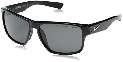 Nike Dark Grey Lens Mavrk Sunglasses, Black/Matte - Base Sunglasses 6