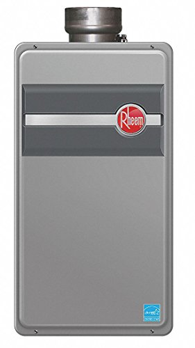 (Rheem RTG-95DVN Direct Vent Indoor Series 9.5 GPM Natural Gas Tankless Water Heater)