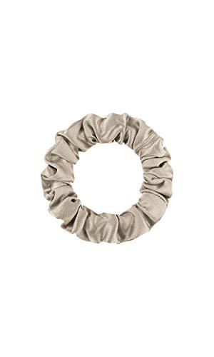 LilySilk Real Silk Scrunchies for Women Bun- Colorful Hair Bow Ties- Girls- Unique Bobble Elastics Hair Scrunchy- Soft Cute -