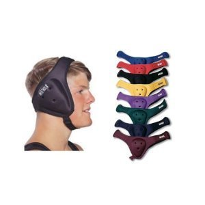 Matman Ultra Soft Wrestling Headgear - Black - - Headgear