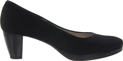 Ara Womens Tacy1 Pump Black Fabric