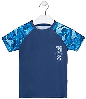 losan Camiseta Manga Corta con Proteccion UV niño Modelo 015 ...