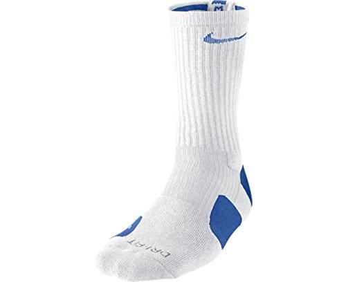 Nike - Polo de manga corta para hombre - blanco y azul