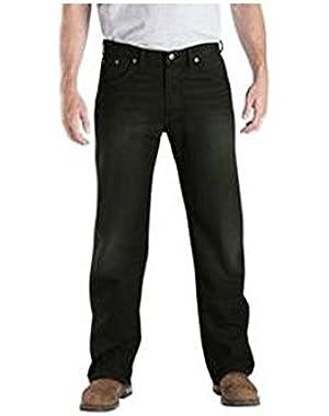 Genuine Dickies Men's Regular Fit 6 pocket jean