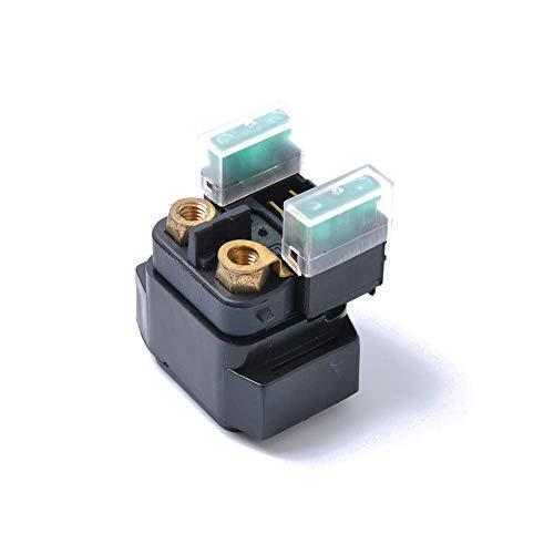 HERCHR Starter Relay Solenoid for Yamaha YZF R1 1999-2009,Yamaha YZF600 YX600 YFZ R6 1995-2007, Replaces 4YR-81940-00-00,4YR-81940-01-00,4YR-81940-02-00,4DN-81940-00-00