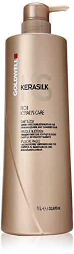 Goldwell Kerasilk Rich Keratin Care Daily Mask for Unisex, 3