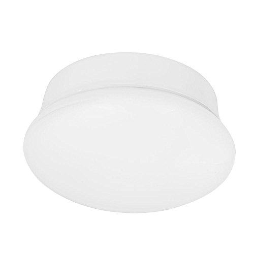 Commercial Electric 7 in. Bright/Cool White LED Flushmount Ceiling Light Lampholder Bulb Replacement Fixture - Fixture Screws